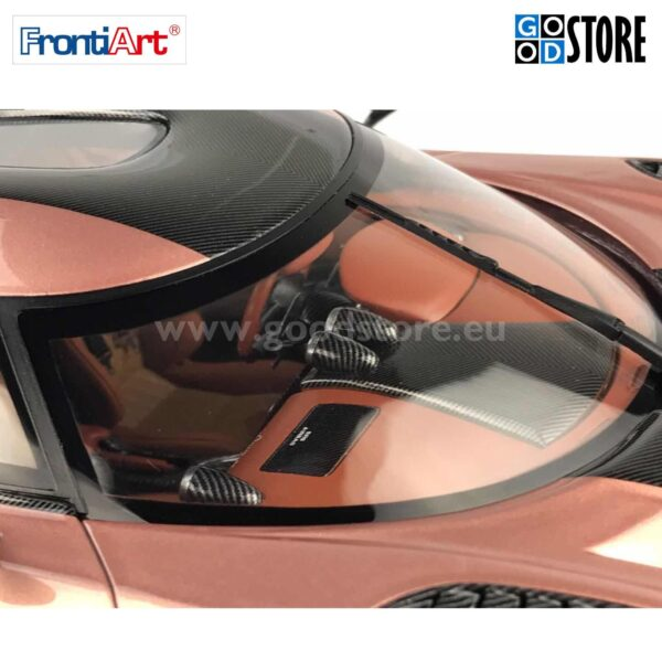 Koenigsegg Agera RS 1:18 skaalas