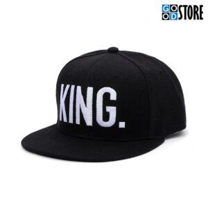 """KING"" Hip-Hop nokamüts, must"