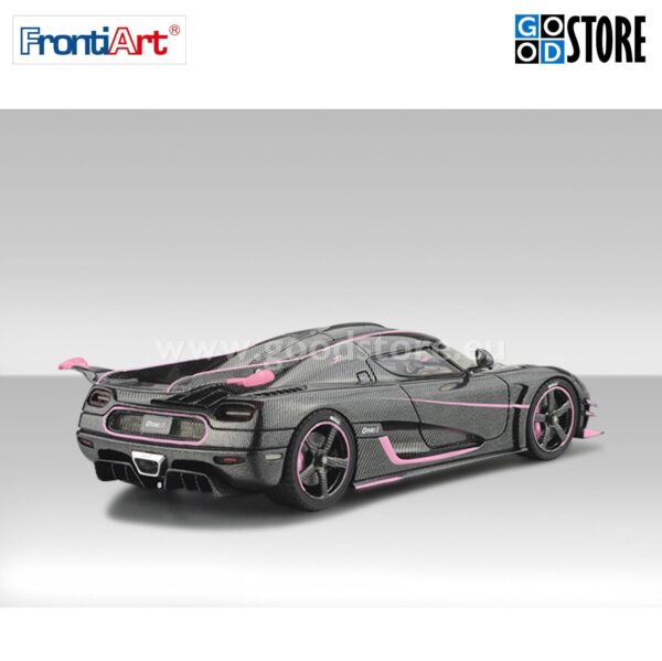 Koenigsegg One1 skaalas 1:43