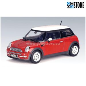 Bmw Mini Cooper 1:43 skaalas