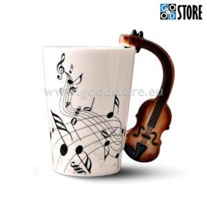 Tass, viiuliga, keraamiline, midagi hingele!