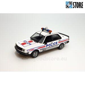 Renault 18 Turbo Sedaan Politsei M1984 1:43 skaalas