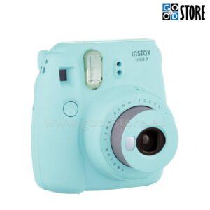 Fotokaamera Fujifilm Instax Mini 9, helesinine