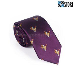 Seotav lips, tikitud lindudega pastelne violetne, 2019 moevärv