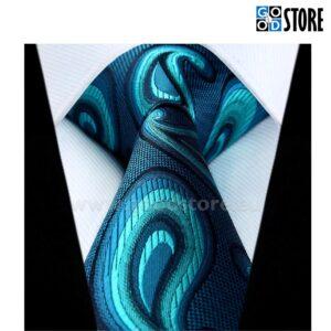 Bluish Green, Poison Green Set of Necktie TP948Q8S