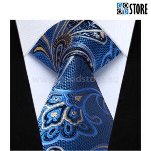 Eksklusiivne lipsu komplekt, kuninglik sinine