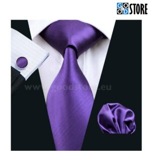 Seotava lipsu komplekt, soliidne, kergelt helkiv violetne