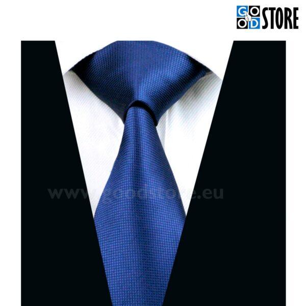 Luksuslik seotava lipsu komplekt, kuninglik sinine
