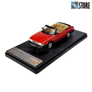 SAAB 900 Turbo Kabriolett M1991 1:43 skaalas